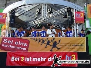 Bild: hr3, Schlossgrabenfest mit DJ